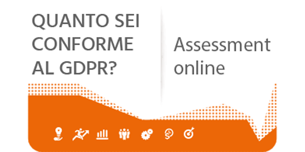 GDPR - assessment privacy on line