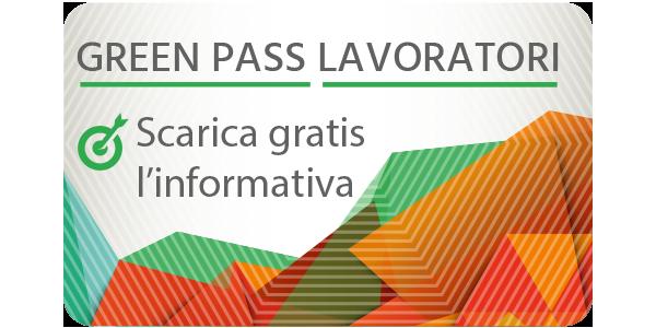 Green pass - lavoratori