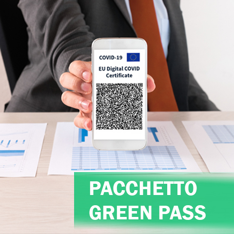 Green Pass Privacy - informative
