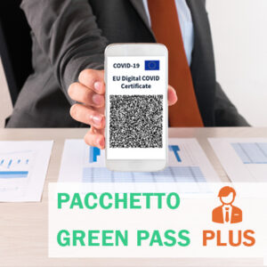 Green Pass Privacy - pacchetto informative Plus